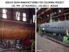 Boiler Drum Manufacturing for Colombia Project