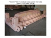 Polystyrene Pattern For Full Mould Casting Customer Godrej Grade Fcd 550 Weight 3500 Kgs