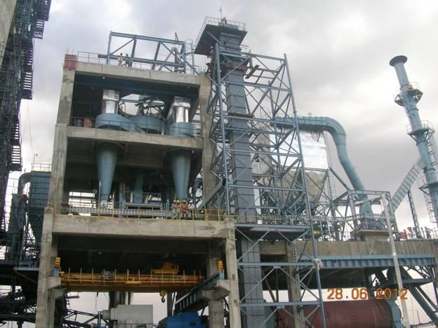 Turkish Cement Grinding Plant : Walchandnagar industries